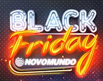 Black Friday Novo Mundo