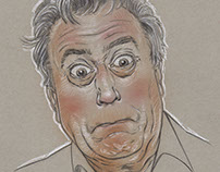 Terry Jones Illustration