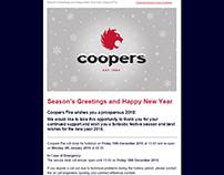 Email Newsletter (Xmas Ed.)