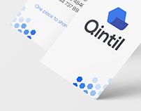 Qintil Rebrand