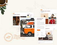Retrolie - A Vintage Multipurpose WP Theme