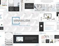 Minimalism - Clean PowerPoint Template