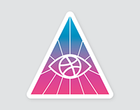 Dribbble's Eye, Source of Inspiration
