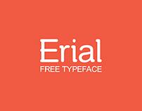 Erial - Typeface