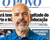 Jornal O POVO // Dia do Jornaleiro