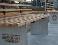 Mobiliario Urbano - Portales