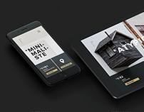 Chez Swa Immobilier - Branding, Digital, Advertising