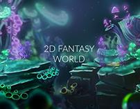 2D Fantasy World