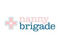 Logo for Nanny Brigade