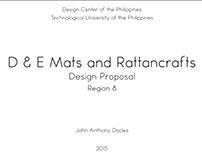 D & E Mats and Rattancrafts
