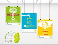 Campaña ECO - eficiencia TEPJF 2016