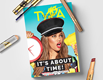 Tyra Beauty Spring/Summer Lookbook