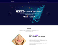 Opsori - Multipurpose PSD Template