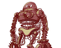 World Robots - The New Generation