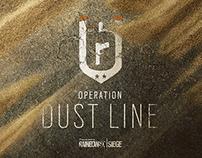 Rainbowsix Siege - Dust Line