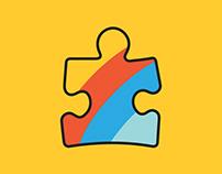 On the Spectrum Logo Design