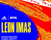 Artist Poster Design - Leon Imas at Otis College of Art