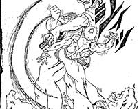 「グラップラー刃牙」BAKI HANMA FIGHTING CHAMP
