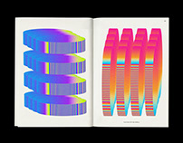 Unseen Forms - Risograph Book