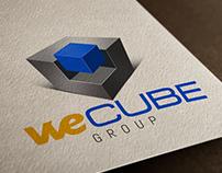 We Cube logo