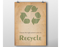 Poster - Recycling - contest