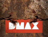 DMAX: Off air branding