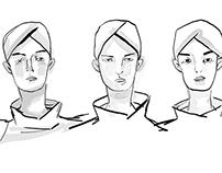 Eir - Character Studies