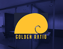 Golden Ratio Agency Logo / Brand Identity Design
