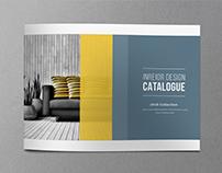 Minimal A5 Catalogue
