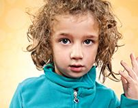 Kindergarten Portraits