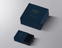 Jewelery - concept of packaging
