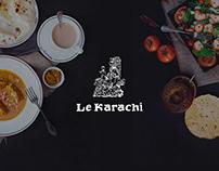 Le Karachi — Complete Menu