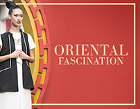 Berrybenka The Label - Oriental Fascination Lookbook