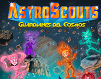 AstroScouts, tv serie