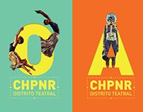 Diseño Marca - CHPNR - Chapinero Distrito Teatral
