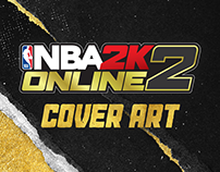 NBA2K Online2 - Cover Art