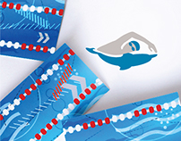 Iacovou Swimming Centre: Identity