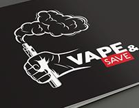 Vape & Save - Booklet Design