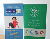 Open House Banners
