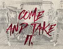 Texas Derby Match Poster