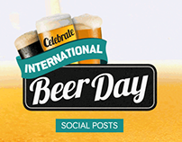 International Beer Day // Checkers LiquorShop Social