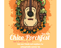 Chico Porchfest
