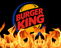 Burger King - Now that's lit