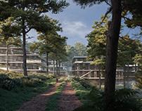 LAFI for Fevriercarre Architecture