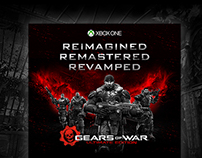 Gears of War Ultimate Edition - CRM Campaign