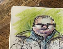 Sketchy Dailies