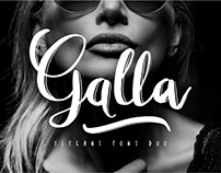 Galla Duo Font