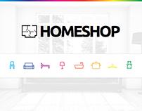 HomeShop Advertising Kit