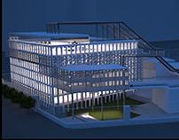 Architectural Park - New AET Building