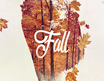The Fall Festival - Free PSD Flyer Template